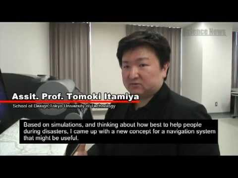 Science News 2012 (English) How Can You Escape From an Imminent Tsunami?