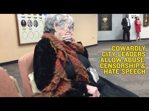 Jud Burgess – Trump Lite mayor Dee Margo and lapdog El Paso City Council are cowards.  Here's why