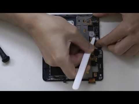 Samsung Galaxy S2 Display, Touchscreen, Glas Kompletteinheit tauschen deutsch