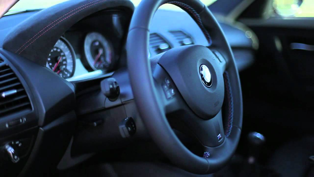 The AllNew BMW 1 Series M Coupe Interior Exterior Driving  US