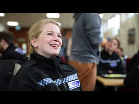 Becoming A Special Constable With Devon And Cornwall Police
