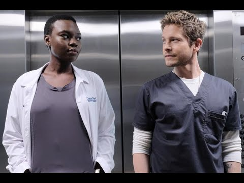 The Resident's Matt Czuchry Talks About His Character's Military Background