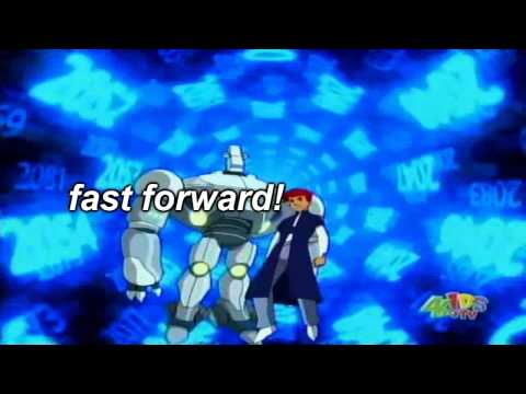 TMNT fast forward opening with lyrics
