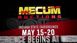 Mecum Indy 2018 // Commerical Promo