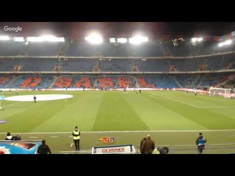 Live Radio: FC Basel 1893 - FC St. Gallen
