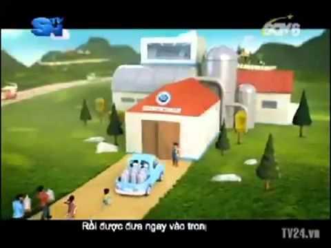 [ZIN Ads] – Quảng Cáo Sữa Chọn Cô Gái Hà Lan   Thế Mới Là Sữa Tươi