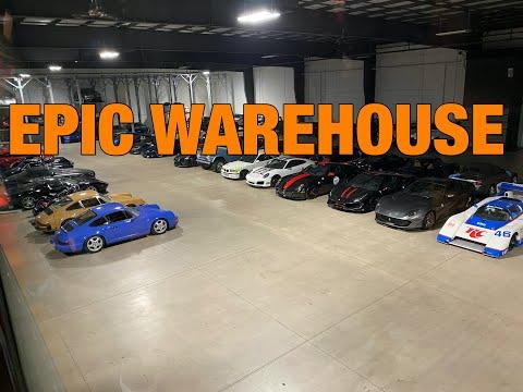 I visited OTTO Car Club!