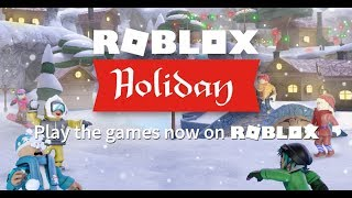 Roblox Christmas Special Games | Holidays w/ Toxic Aurora