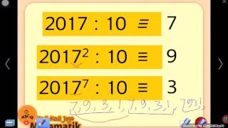 Olimpiade Matematika 1 Dasar Berhitung Cepat trik