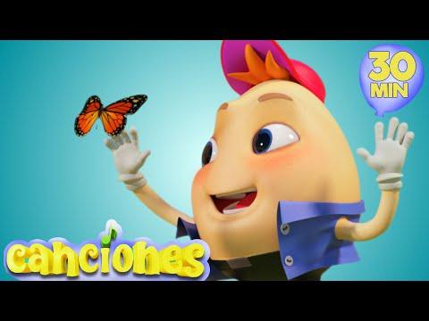 LooLoo – Humpty Dumpty  Las Mejores Canciones Infantiles | LooLoo – Cantece pentru copii in limba spaniola