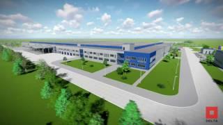 Проект заводу кабельної продукції LEONI в Коломиї