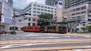 京阪電車 浜大津駅周辺での撮影まとめ 2017年5月
