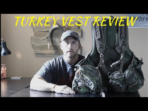 Best Turkey Hunting Vest | Alps Outdoorz NWTF
