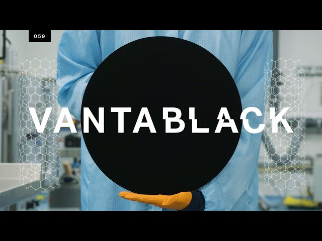 Carbon nanotubes built this bizarre ultrablack material