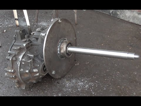 Сцепление. Минитрактор 13сил # 6. Clutch. Minitraktor 13HP # 6.