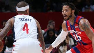 Detroit Pistons vs Washington Wizards Full Game Highlights | January 20, 2019-20 NBA Season