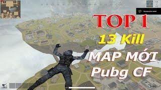 TOP 1-13 Kill Ở Map Mới Chế Độ Sinh Tồn Đột Kích (PUBG CF) - Rùa Ngáo