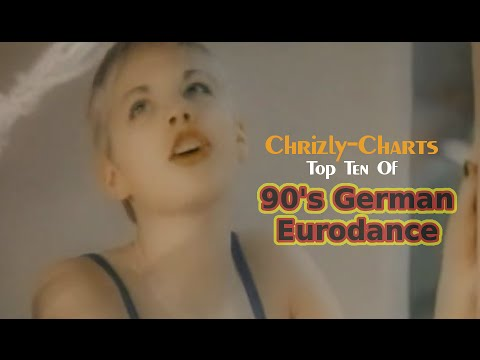 Chrizly-Charts TOP 10 [Retro]: Best Of 90's German Eurodance