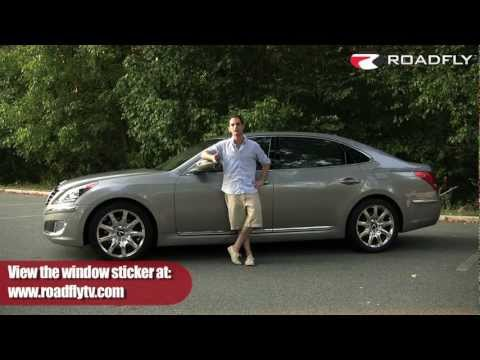 RoadflyTV 2011 Hyundai Equus Test Drive Car Review