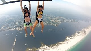 Repeat youtube video GoPro: Helicopter Skydive
