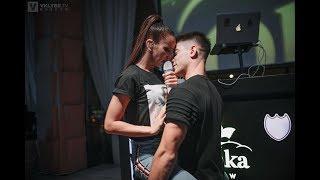 Бузова устроила горячие танцы с танцором на афтепати сольного концерта