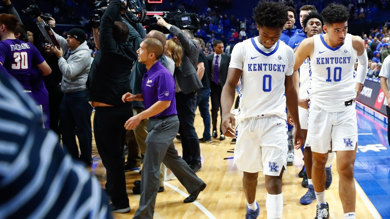 How Can Kentucky Basketball Learn From Its Loss To Evansville
