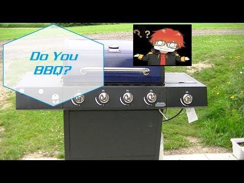 Backyard Grill Brand BBQ from WalMart Review