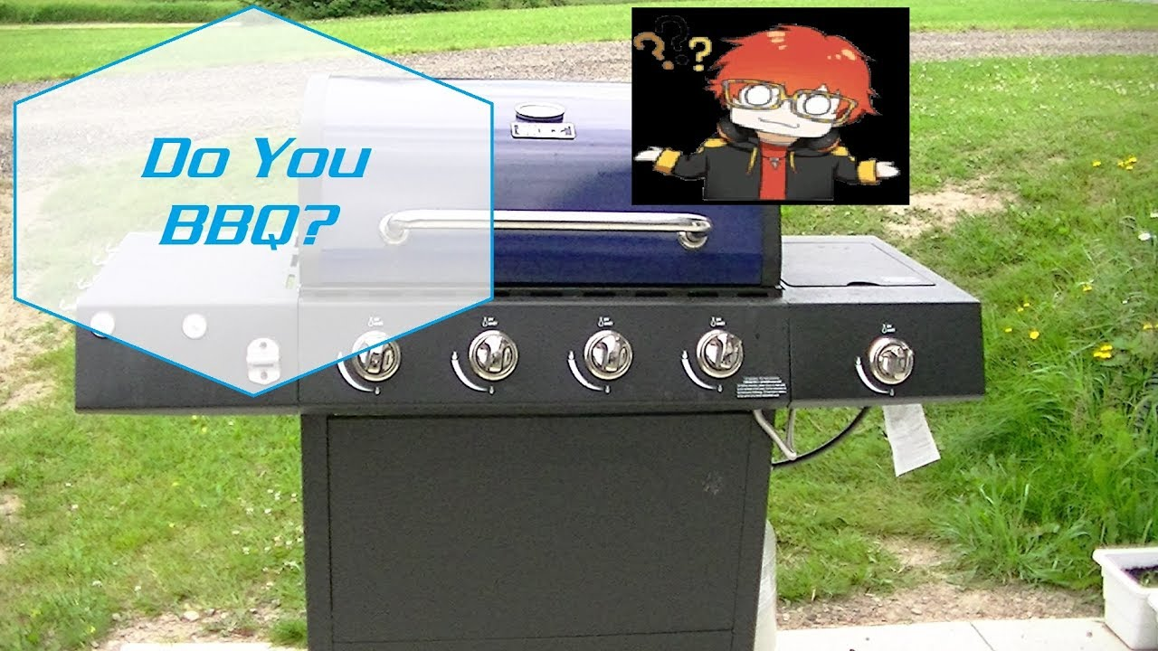 Backyard Grill Brand BBQ From WalMart Review