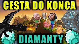 Restt NAŠIEL DIAMANTY Minecraft