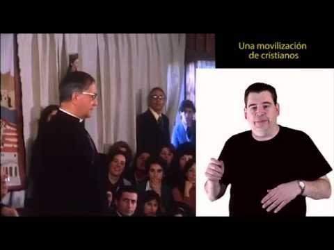 Qué es el Opus Dei (LSE - Lengua de Signos Española)
