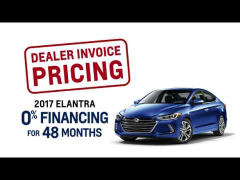 Dealer Invoice Pricing | Murray Hyundai Winnipeg