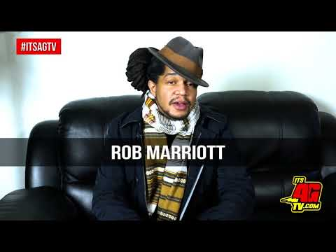 Rob Marriott on VladTV's Ayanna Jackson Interview About 1994 2Pac Incident