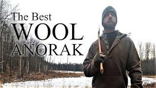 The Best Wool Anorak