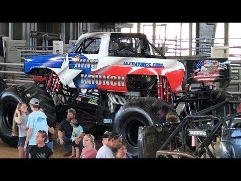 Texas Mechanical Mayhem Pasadena 9-7-19(Saturday Night Show) Highlights