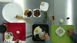 Идеальный завтрак с научной точки зрения (23.09.15)