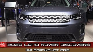 2020 Land Rover Discovery Sport S - Exterior And Interior - Debut At Frankfurt Motor Show 2019