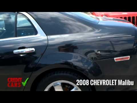 Credit Cars: 2008 Chevrolet Malibu LTZ