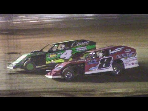 Modified B-Main Two | Tyler County Speedway | 6-30-18