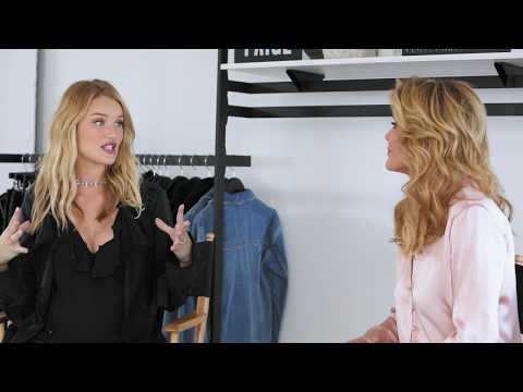 Rosie HW x PAIGE     Fall 2017 Interview