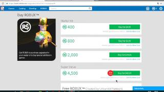 The EASIEST WAY to GET ROBUX ROBLOX
