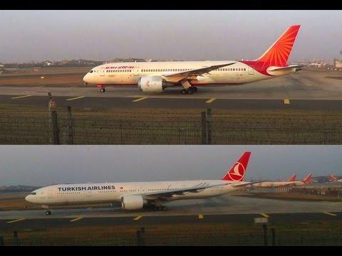 Boeing 787 VS Boeing 777