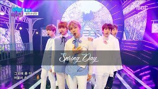 Download lagu 방탄소년단(BTS) - 봄날(Spring Day) 교차편집(Stage Mix) MP3