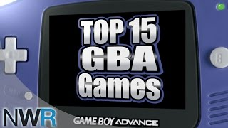 Top 15 Game Boy Advance Games