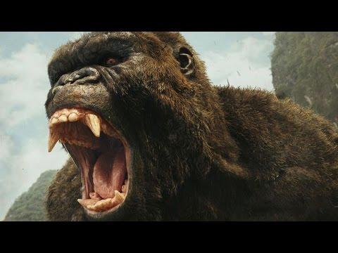 KONG: SKULL ISLAND Trailer (2017) King Kong Movie