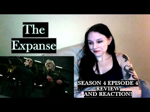 Download The Expanse Season 4 Episode 4 Review and Reaction!