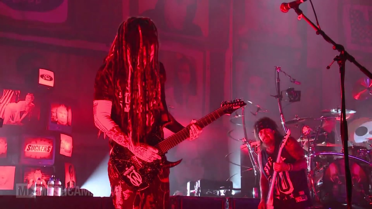 Download Korn - Coming Undone Live in London (Track 11 of 17)   Moshcam