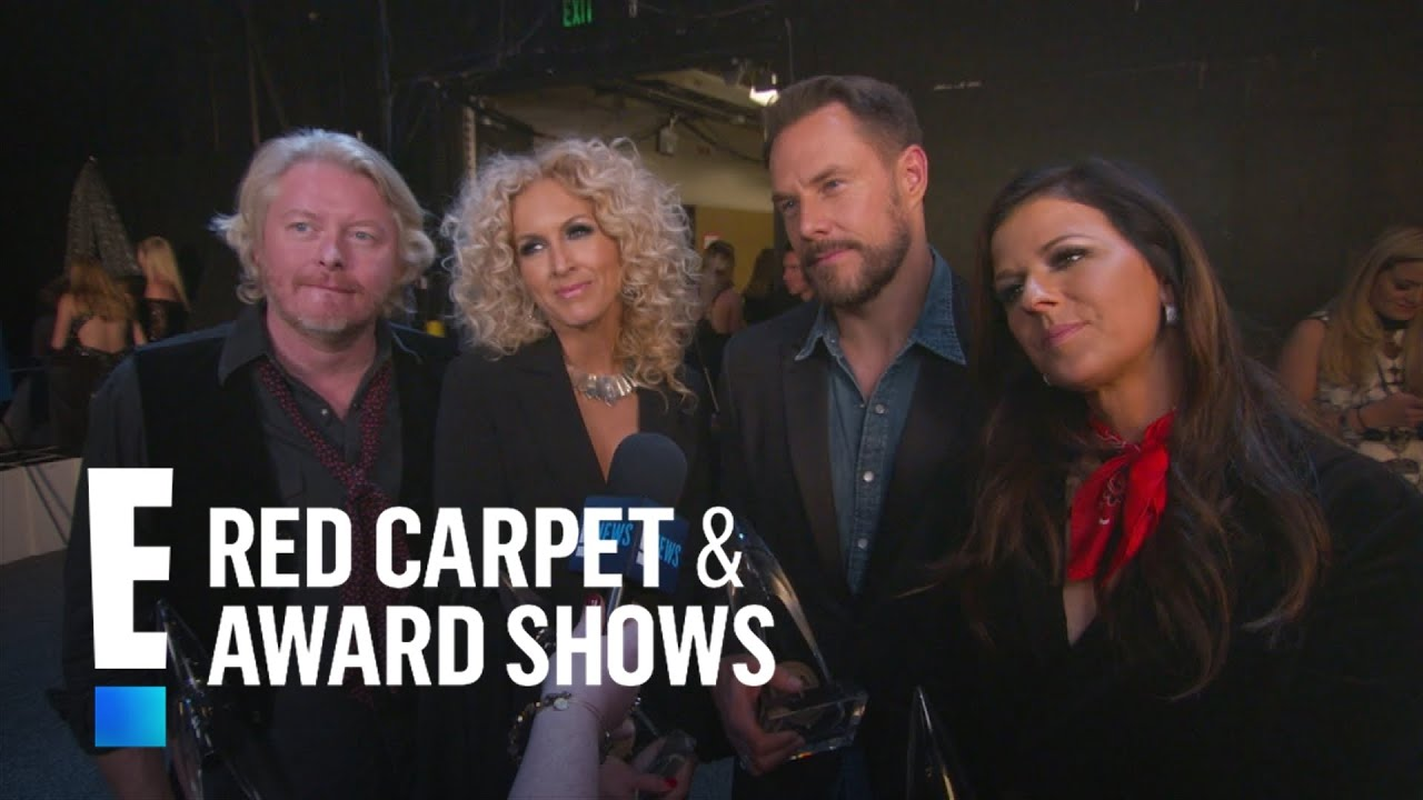 Little Big Town Talks Taylor Swift & CMA Awards Win | E! Red Carpet & Award Shows