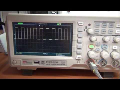 How To Use An Oscilloscope / What Is An Oscilloscope / Oscilloscope Tutorial