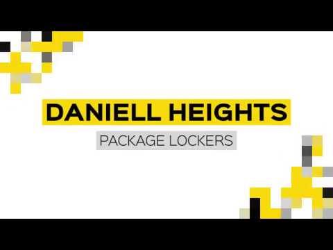 Daniell Heights Package Lockers