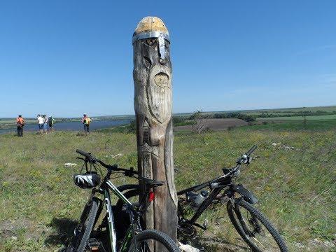 После массового вело пробега (велодень 2018 Запорожье) велопокатушка к Панскому озеру